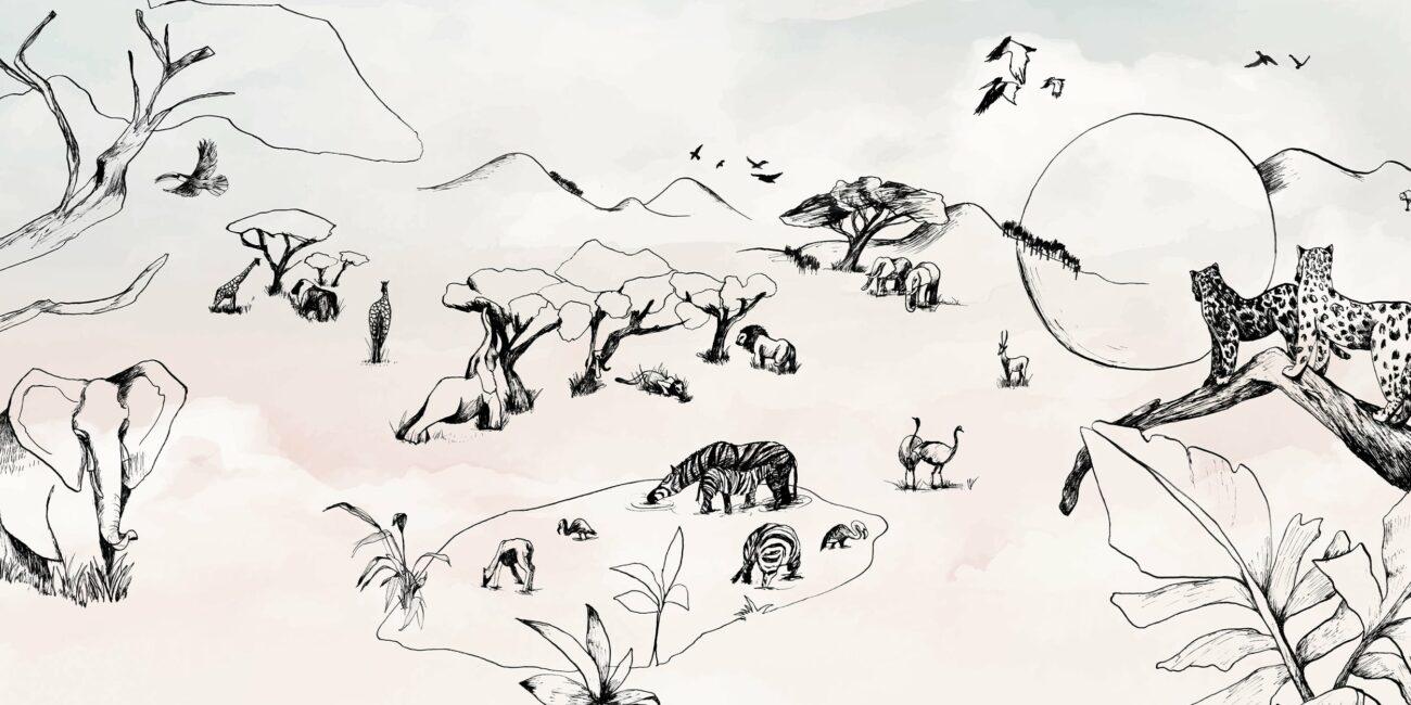 aarhome-papier-peint-junge-pantere
